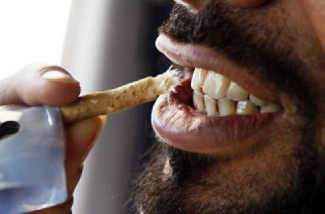 Cepillado Dental Miswak Ejemplo 2