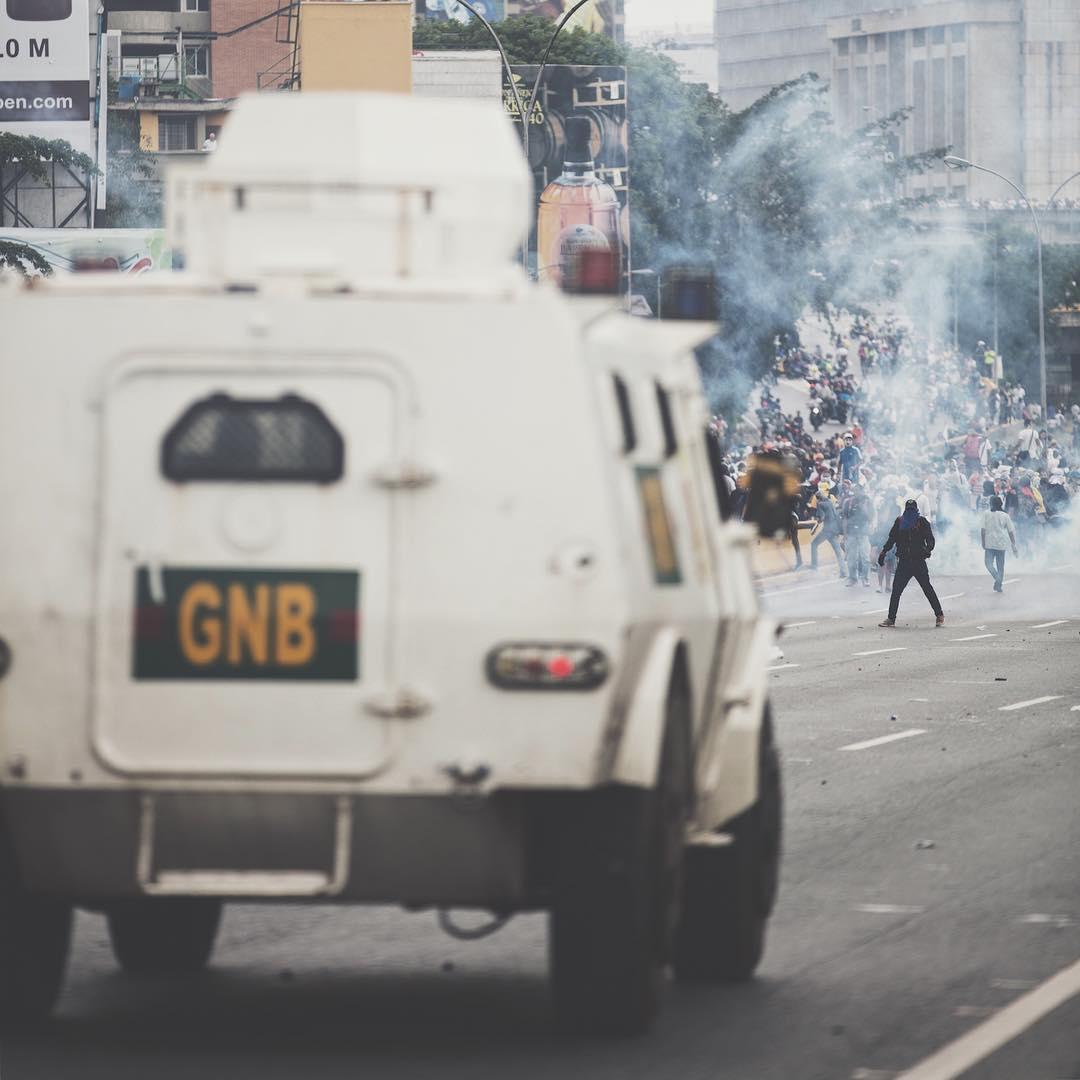 2017 Protestas y Represión en Venezuela 1