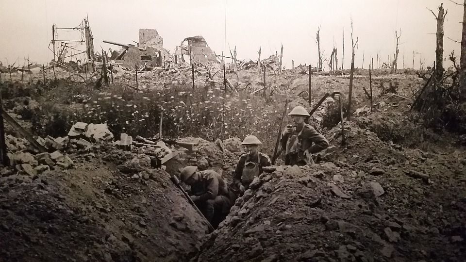 Fumar (Primera Guerra Mundial)