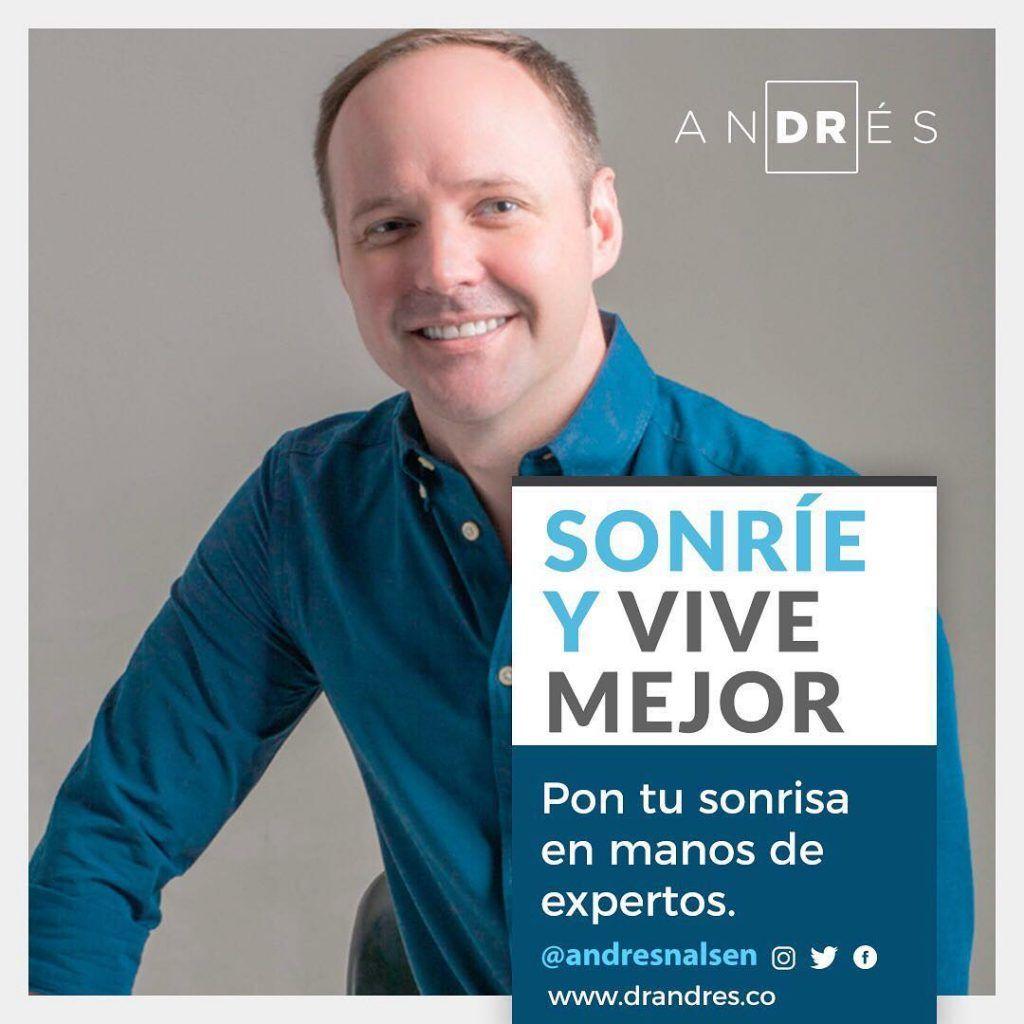 Dr. Andrés Nalsen Especialista en Ortodoncia