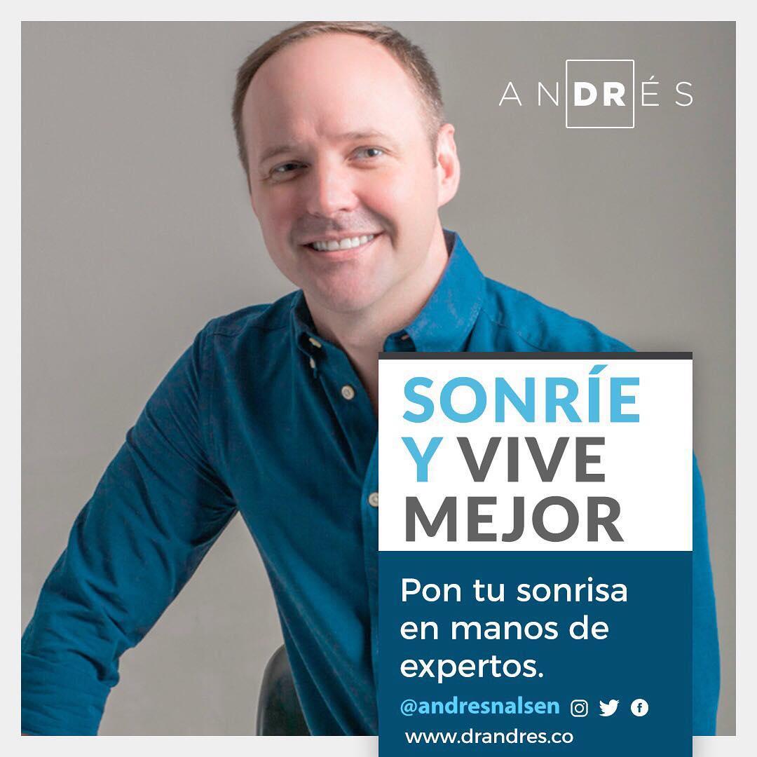 Andrés Nalsen Ortodoncista