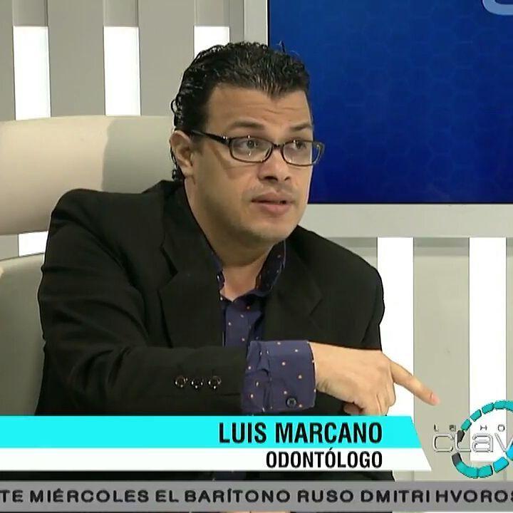 Entrevistas a Od. Luis Marcano en los medios de comunicación