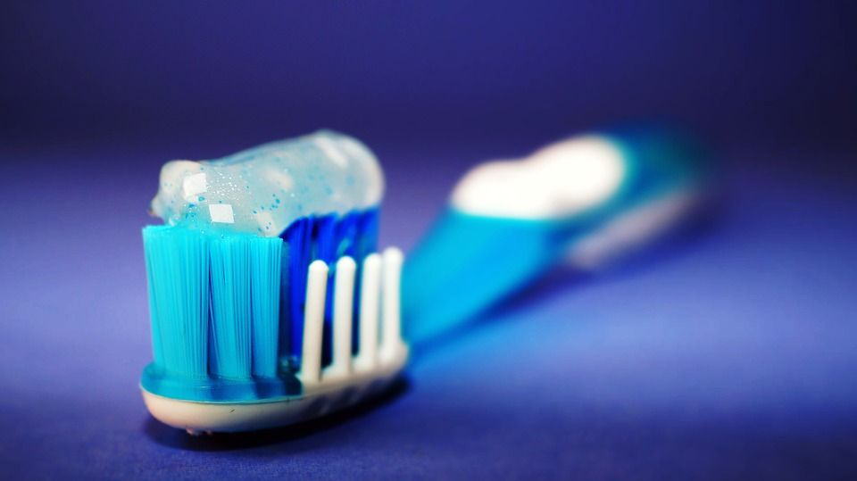 Pasta de dientes: Historia