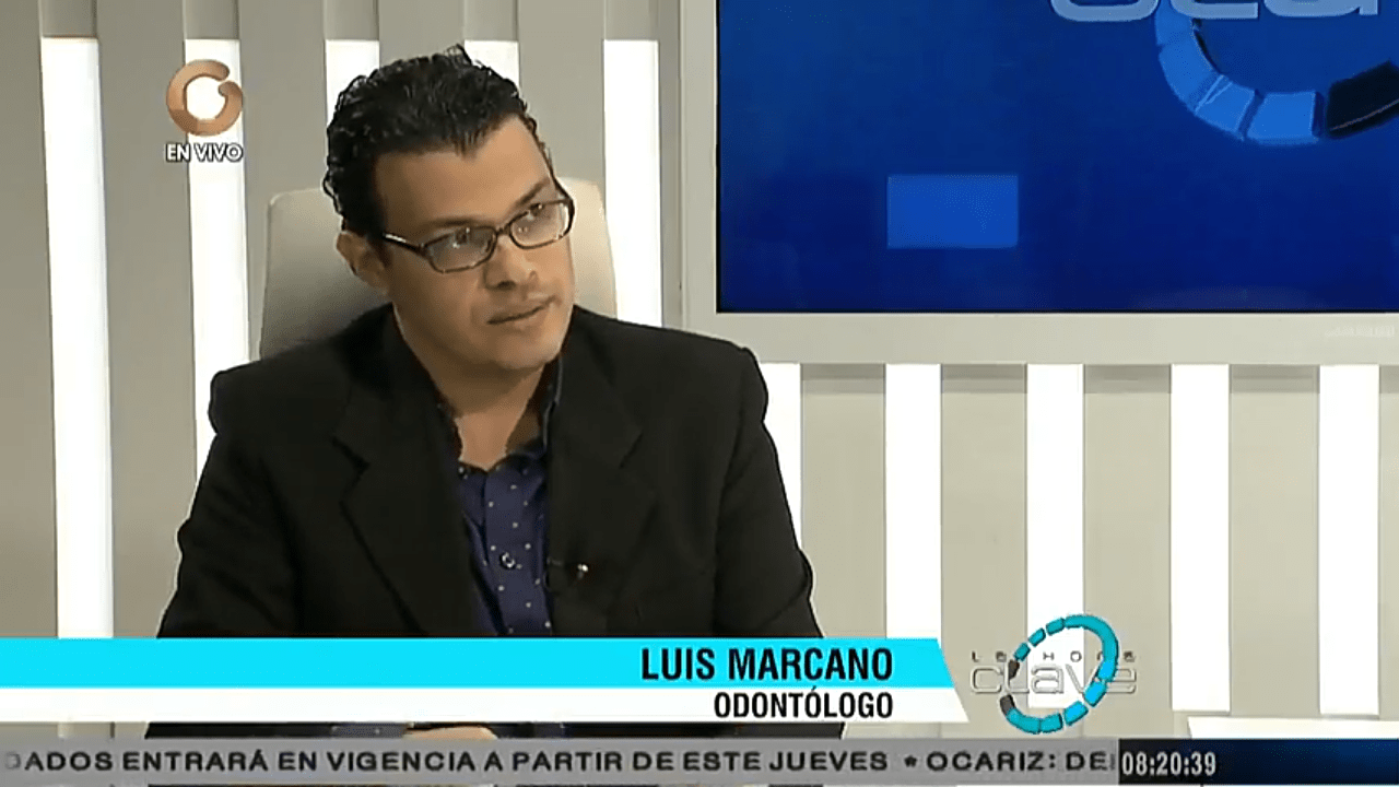 Luis Marcano Odontologo