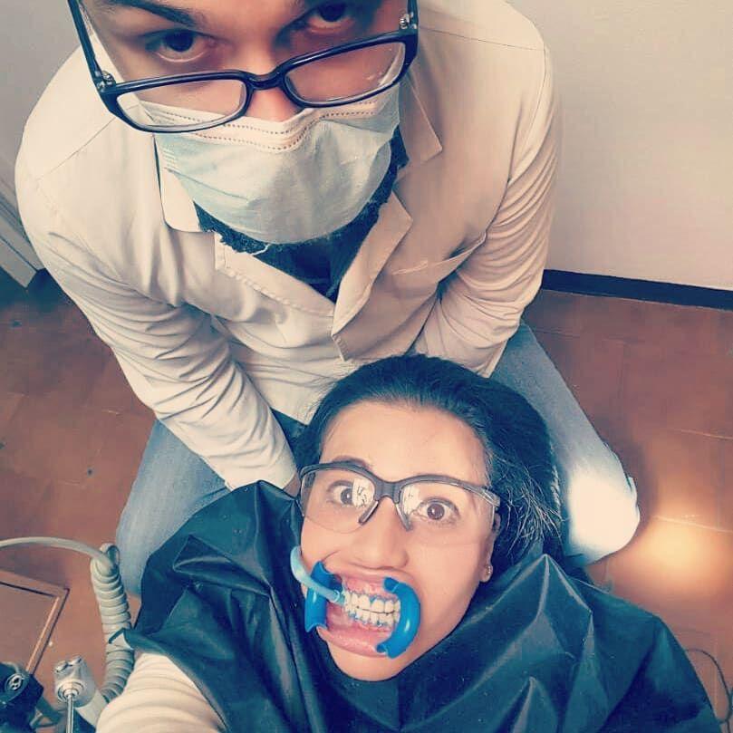 Odontologo Luis Marcano, Caracas