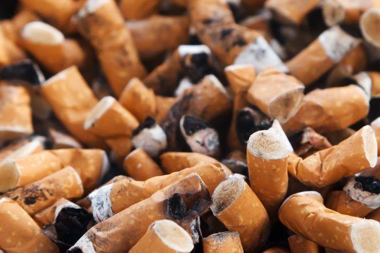 Componentes del cigarrillo