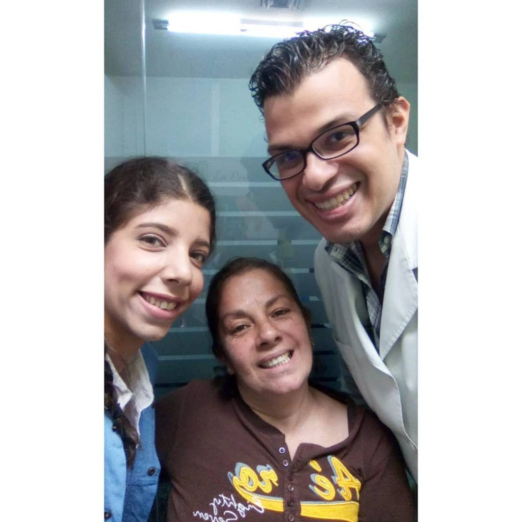 Consulta odontológica en Caracas con el Dr. Luis Marcano