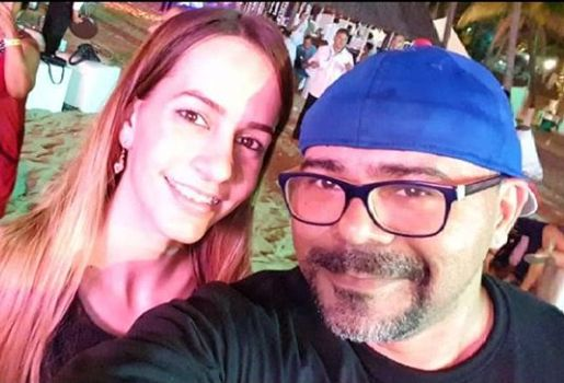 Dr. John Monges y Dra. Fabiana da Silva