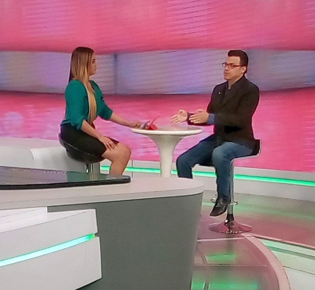 Odontólogo Luis Marcano - Una de mis entrevistas en Globovisión Salud