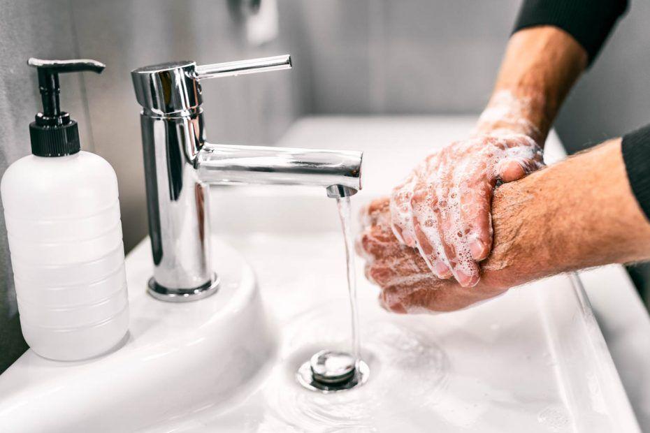 Coronavirus y COVID-19 - Importancia de lavarse las manos