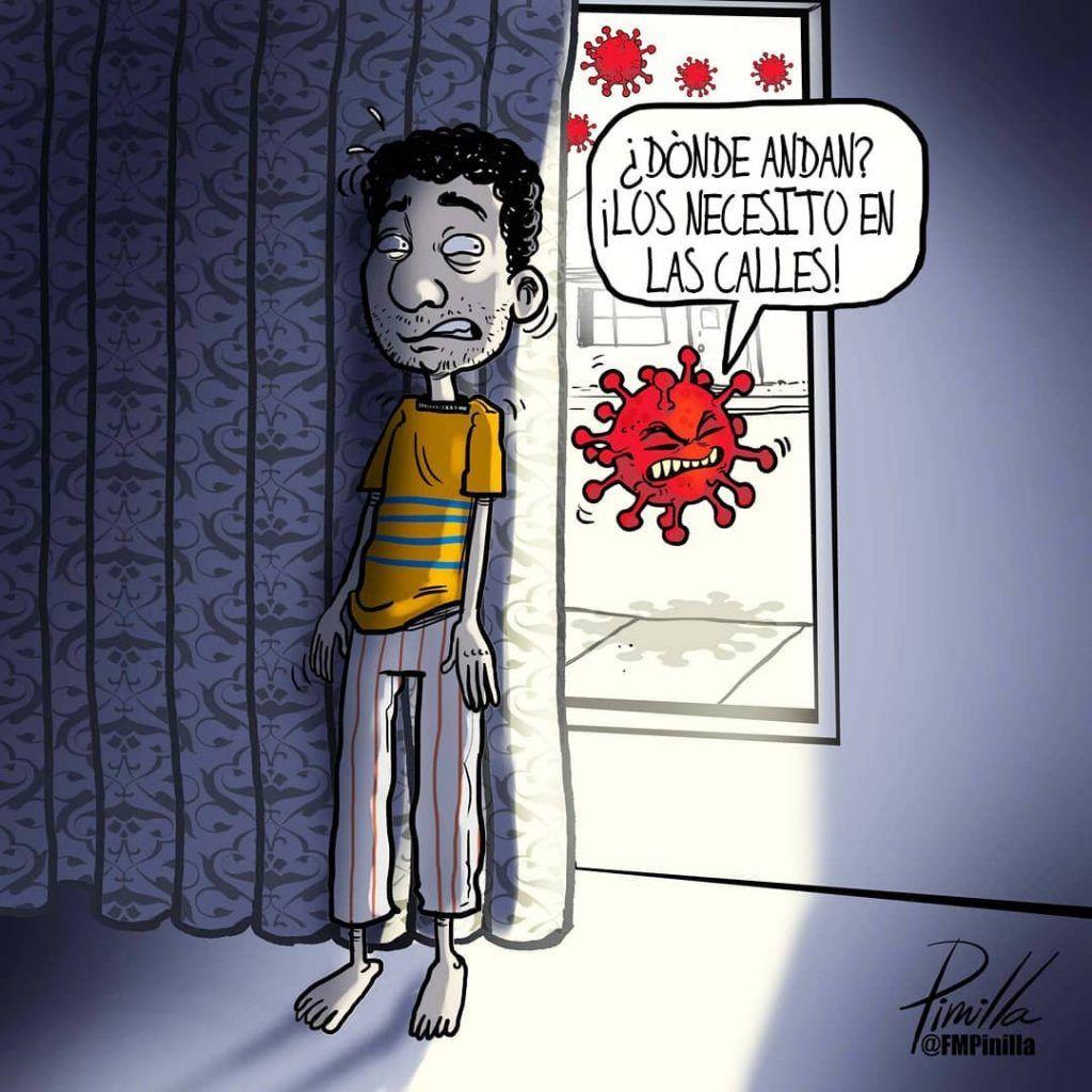 Coronavirus - Fernando Pinilla
