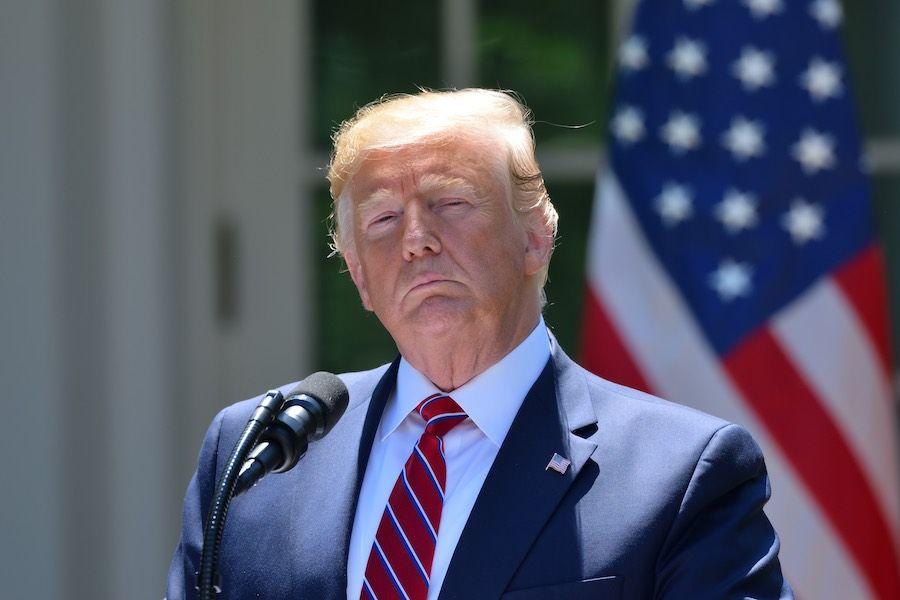 Donald Trump - Hidroxicloroquina