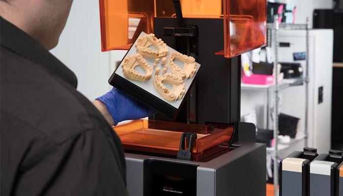 Internet de las cosas - Impresora 3D