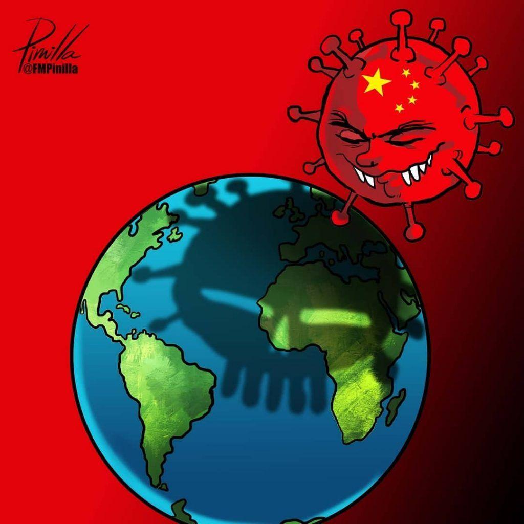 Pandemia del COVID-19 y China