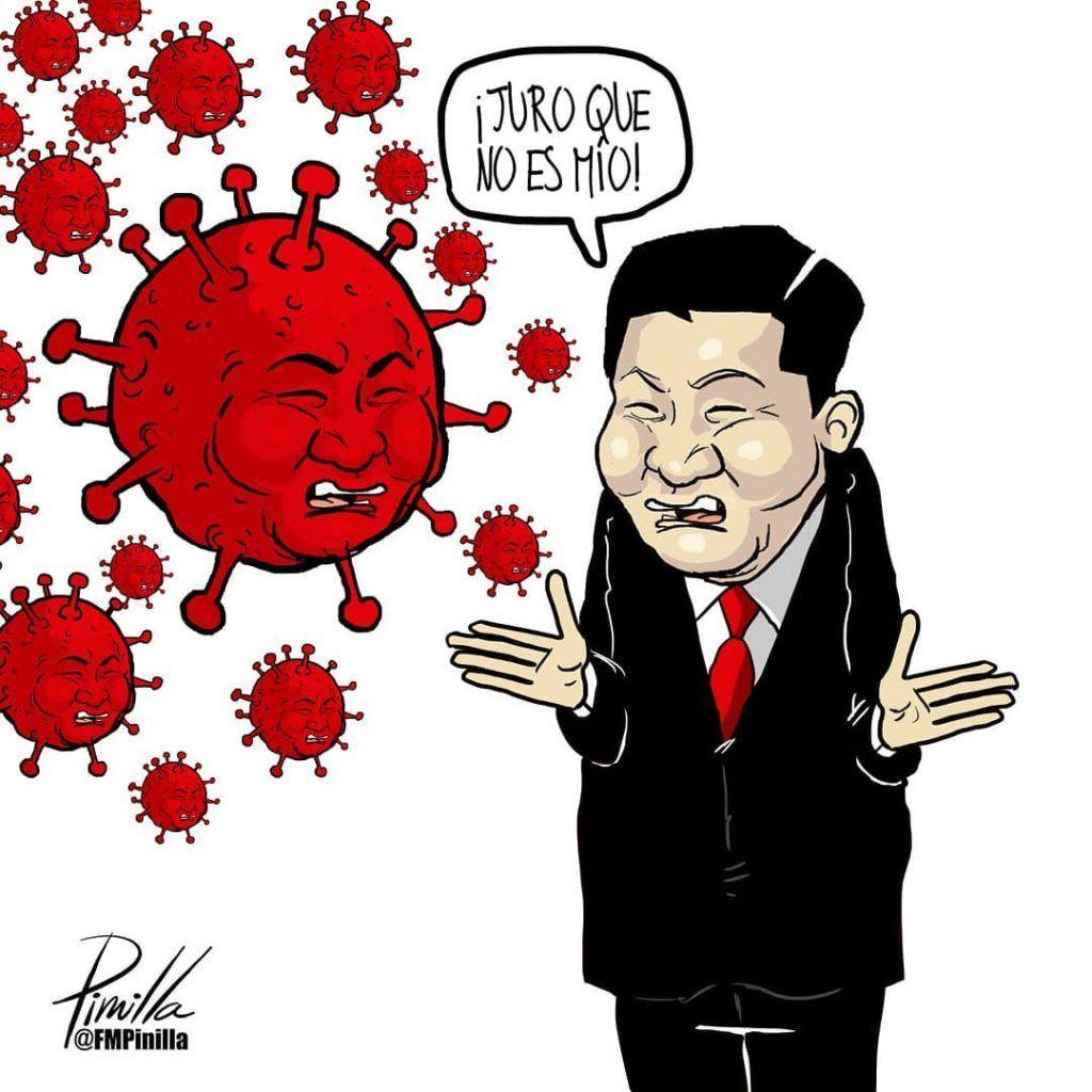 COVID-19 - Responsabilidad de China