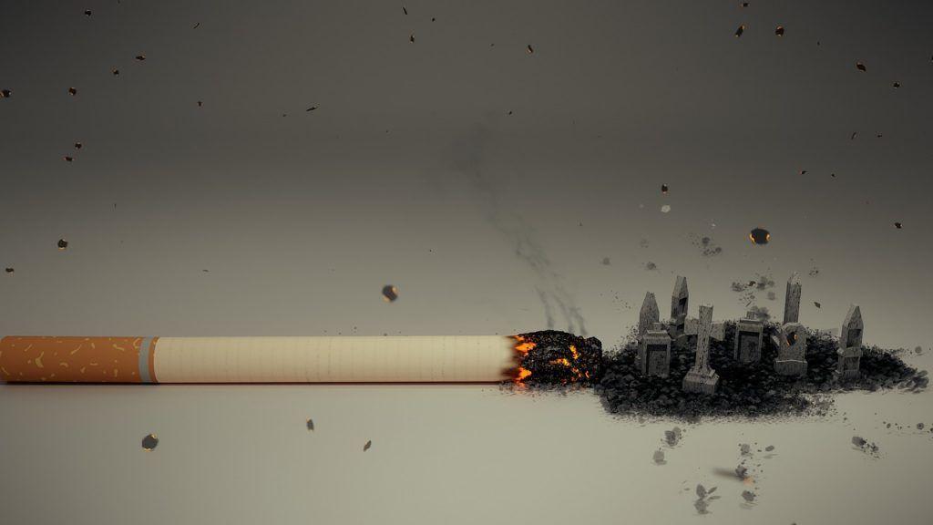Fumar perjudica a tu salud