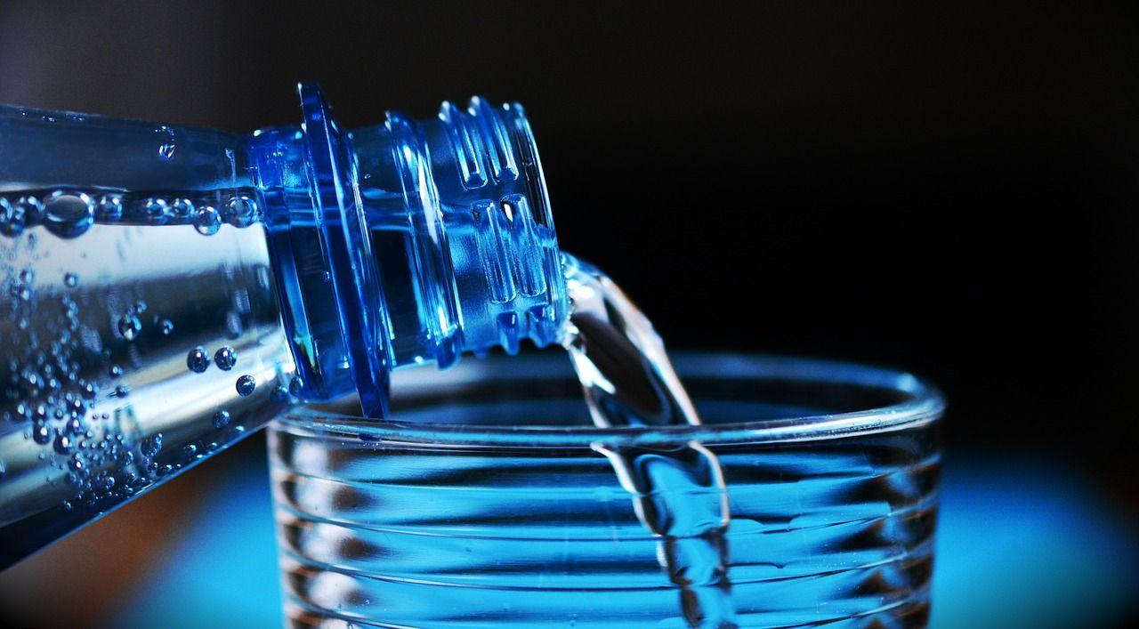 Beber agua y xerostomía