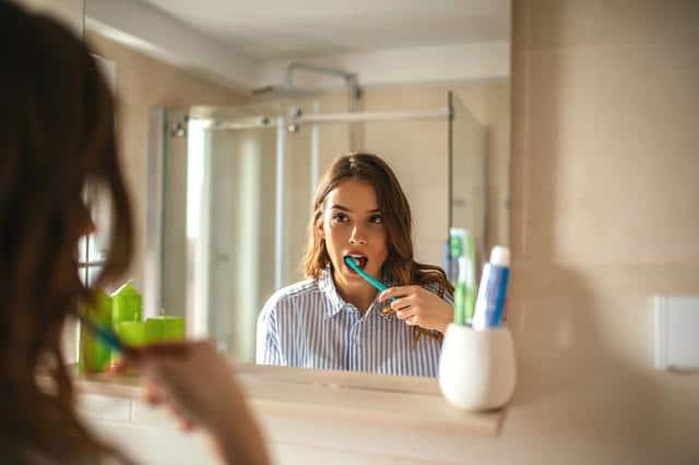 Importancia del cepillado dental
