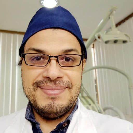 Odontótogo Luis Marcano - Caracas