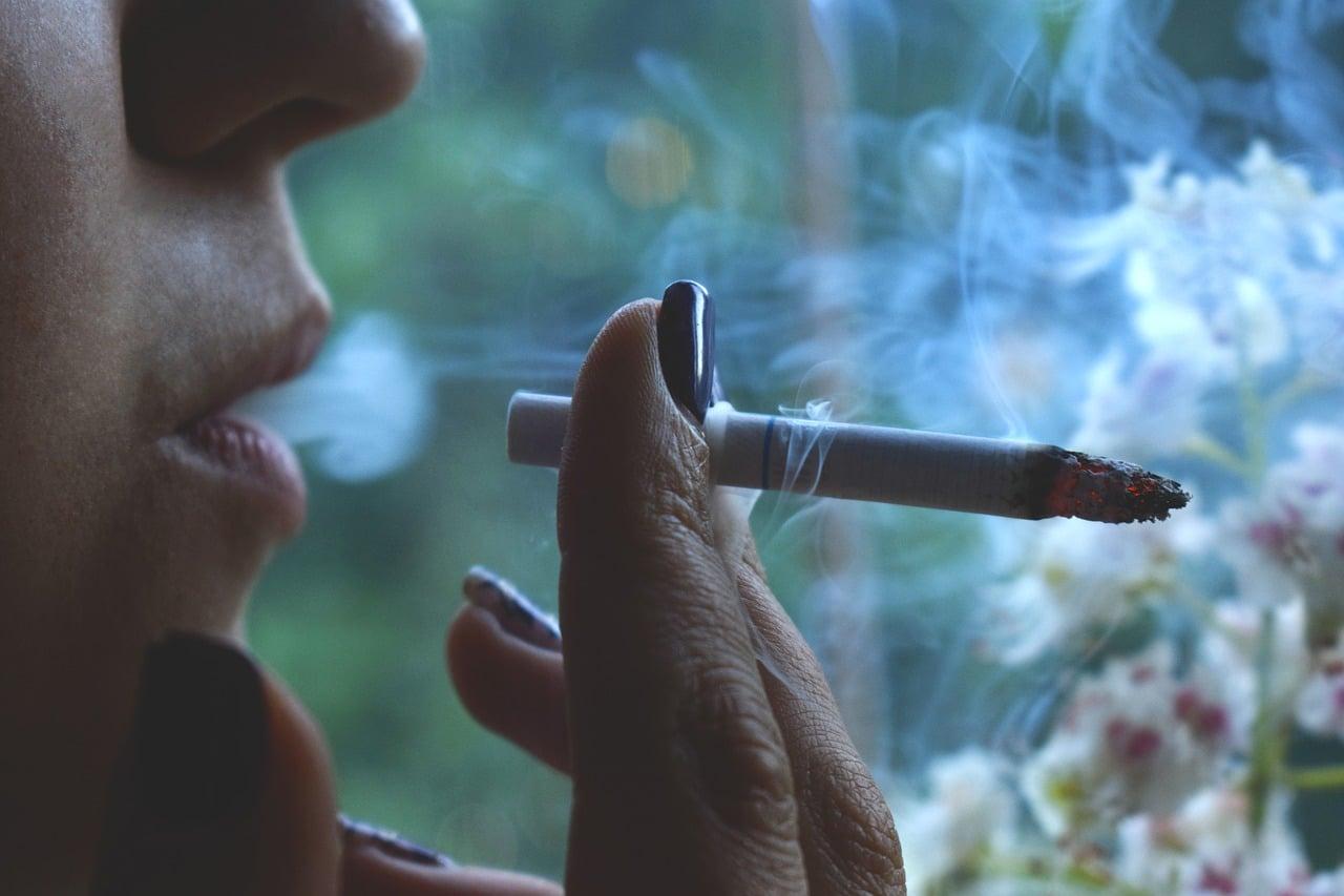 Cáncer bucal - nicotina