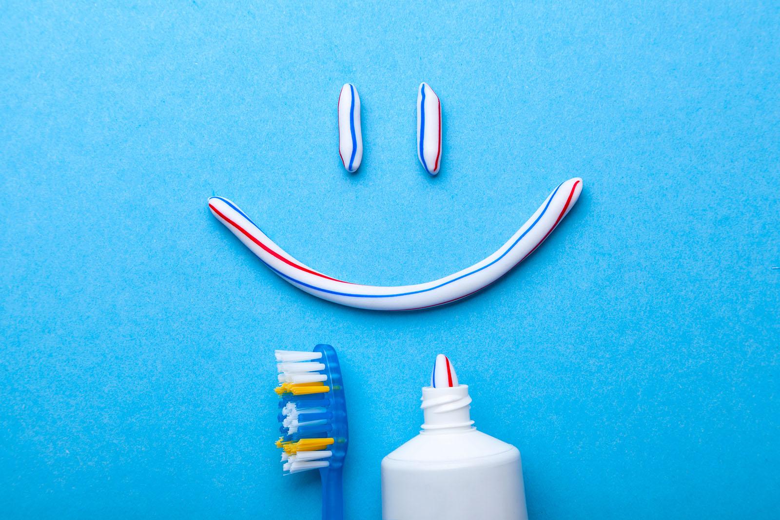 Pastas de dientes con flúor