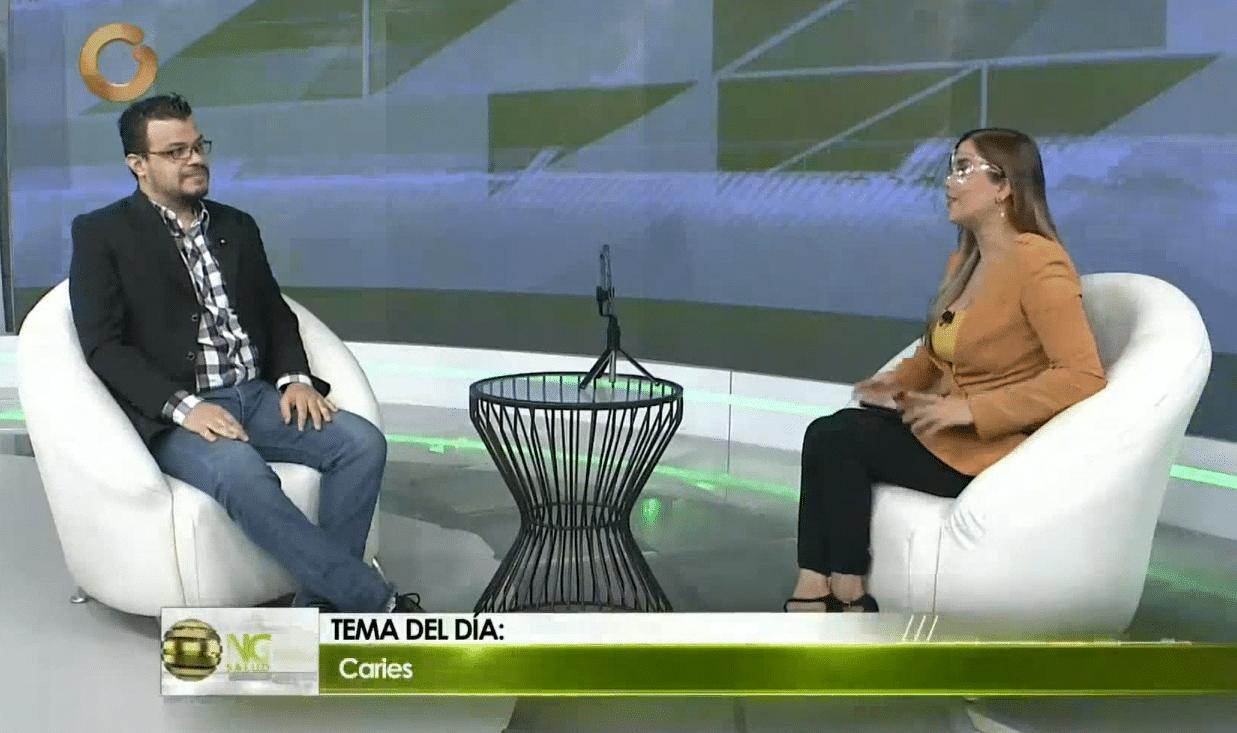Od. Luis Marcano en Globovisión Salud
