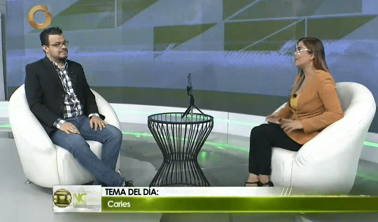 Odontólogo Luis Marcano - medios de comunicación